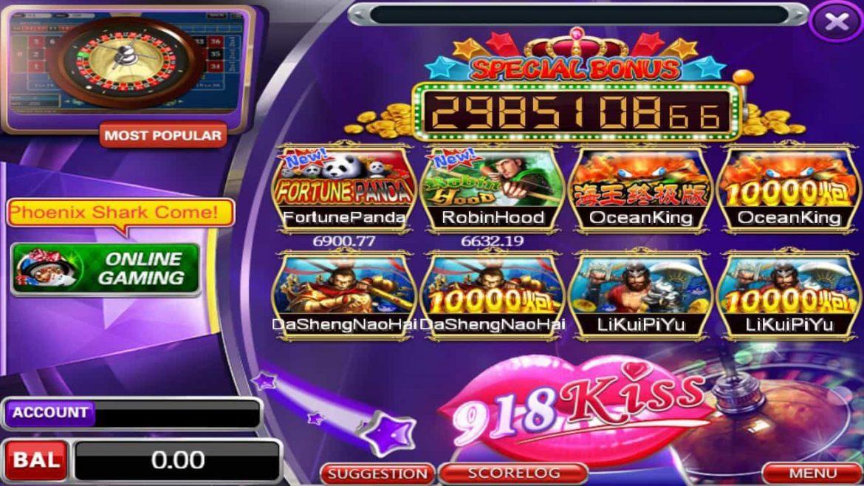 918kiss Gambling Establishment – Genuine Port Game